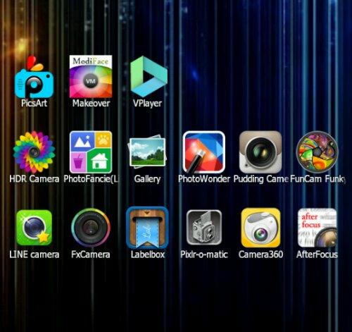 Aplikasi Favoriteku untuk Editing Foto di Android Device